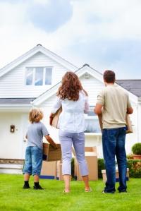 homeownership couple