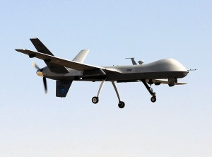 Reaper unmanned aerial vehicle
